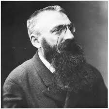 Auguste Rodin Carrier Belleuse et Van Rasbourgh