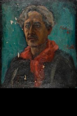 Nicolas Millioti, un peintre russe symboliste
