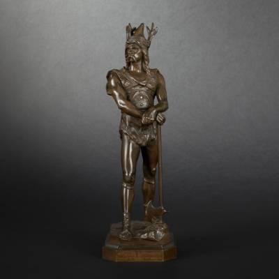 Marcel Debut, Vercingétorix, bronze