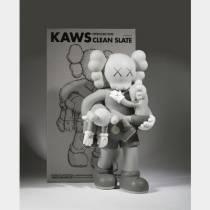 Les oeuvres de Kaws