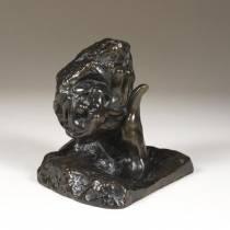 Auguste Rodin - La Main de Dieu - Bronze