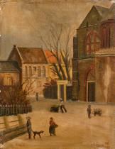 Adrianus Eversen, tableau, vente aux enchères