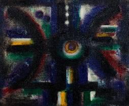 Ahmed Cherkaoui, l'un des précurseurs de la peinture moderne marocaine
