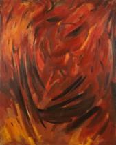 Akki Anli, grande composition, tableau