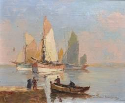 Alexandre Gaillard-Deschamps , tableau,