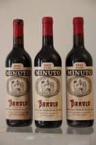 Barolo Riserva, vins et alcools