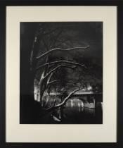 Brassai, le Pont Neuf, photographie