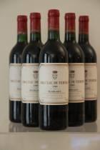 Château du Tertre, vins et alcools