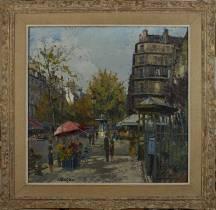 Constantin Kluge, cote et estimation
