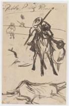 Picasso et la tauromachie