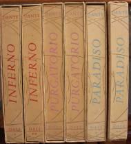 Dali, Dante, la Divine Comédie,