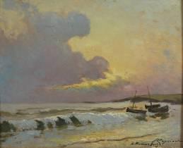 Emile Cagniard, tableau, vente aux enchères