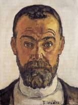 Ferdinand Hodler, peintre suisse