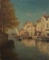 Henri Malfroy, Martigues, tableau