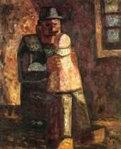 Jacques Gotko, élève de Marcel Gromaire