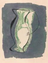 Jean Fautrier, le Pichet, vente aux enchères