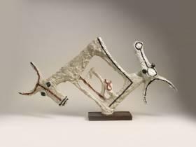 Jean Lambert Rucki, La famille, bronze
