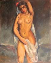 José Cruz Herrera, Mauresque, tableau