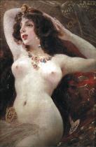 Adolphe La Lyre, le peintre des sirènes