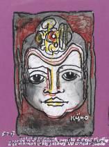 Ladislas Kijno, bouddha, vente aux enchères