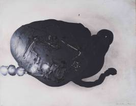 Ladislas Kijno, L'Ile de Pâques, tableau