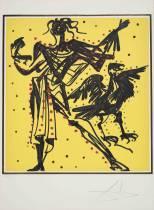 Salvador Dali, Les Apôtres, lithographies