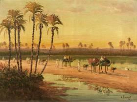 Vincent Manago, Caravane, tableau