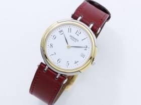 Hermès, montre acier