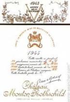 Mouton Rothschild, l'art et l'étiquette