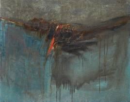 Mubin Orhon, composition, tableau