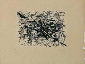 Nicolas de Stael, Composition 1949