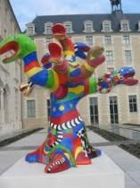 Niki de Saint Phalle, impressions