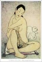Pan Yuliang, cotation et estimation des peintures et dessins