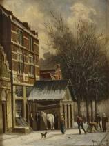 Petrus Gerardus Vertin, cote et estimation