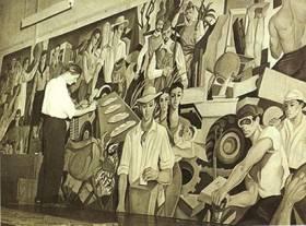 Lucio Ranucci, artiste latino-américain