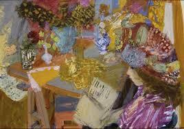 Raymond Legueult, peintre de la Réalité Poétique