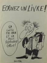Reiser, un humoriste dessinateur décapant