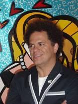 Romero Britto, entre pop art, cubisme et graffiti