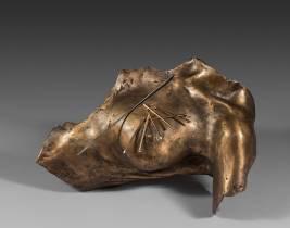 Takis, vente aux enchères, bronze, Magnetic Evidence