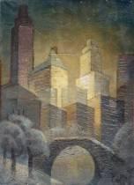 Louis Toffoli, New York, tableau