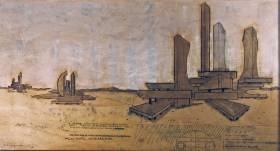 Marino Di Teana au Musée National d'Art Moderne