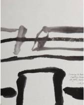 Zao Wou Ki, hommage à René Char