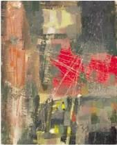 Camille Bryen, composition