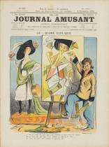 Musée d'Art Moderne Lille Métropole les artistes cubistes et la caricature