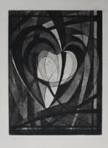 Georges Guido Filiberti, composition, gravure