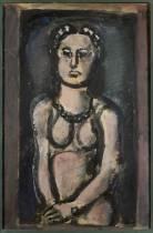 Georges Rouault, portrait de femme
