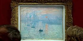 """""""Impression Soleil Levant"""" : le chef d'œuvre de Monet de retour au Havre en 2017"""