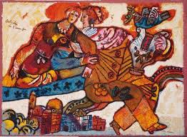 Théo Tobiasse, peintre de l'exil