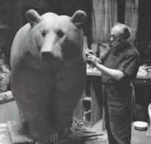 Georges Guyot, un artiste fasciné par les animaux
