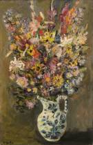 Walter Spitzer, bouquet de fleurs